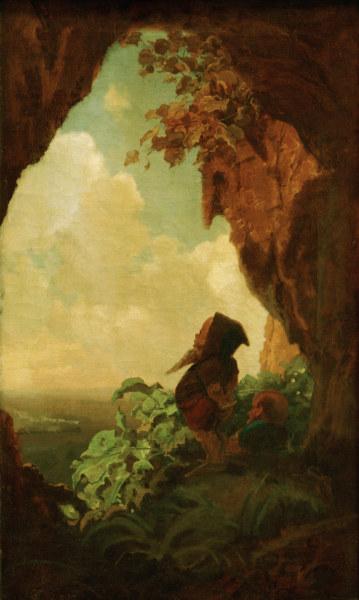 Carl Spitzweg (1808-1885) - Bergmännchen