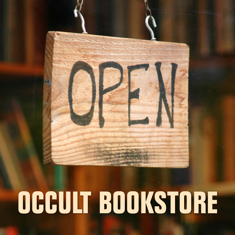 Occult Bookstore VAMzzz