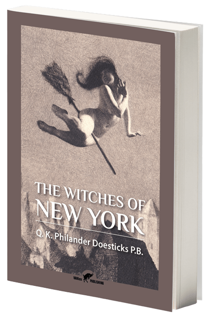 The Witches of New York by Jules Michelet by Q. K. Philander Doesticks