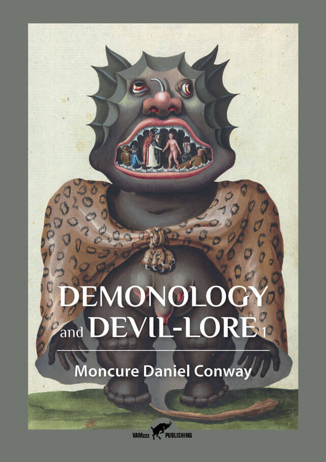 Demonology and Devil-Lore 1 by Moncure Daniel Conway